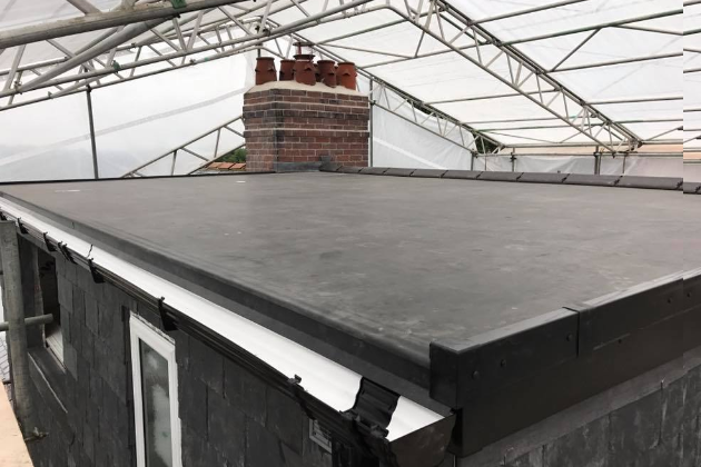 Firestone Rubber Cover Roof